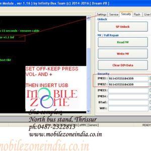 MICROMAX Q336 INVALID IMEI SUCCESS